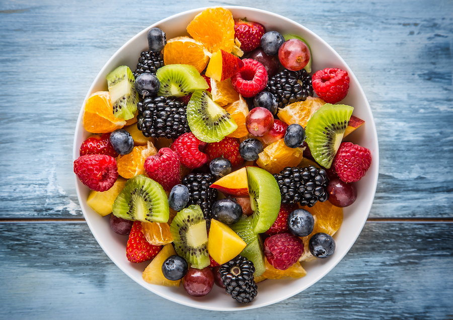 Mixed Tropical Fruit Salad