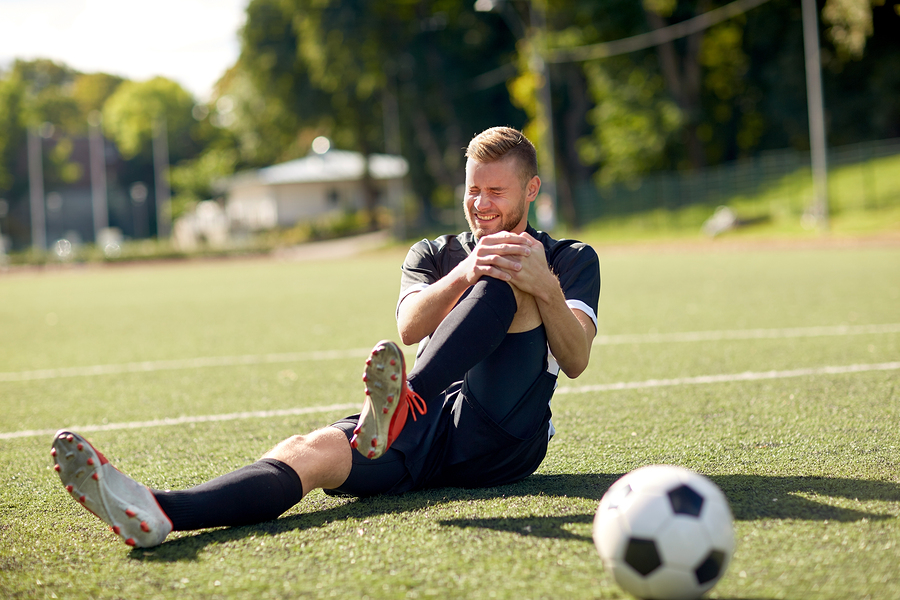 Chiropractic treatment for sports injuries